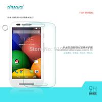 Original Nillkin H Anti-Explosion Glass Screen Protector For MOTO E Free Shipping