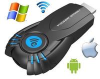 New Vsmart V5II V5 II Ezcast Smart TV Stick Media Player WIFI DLNA Miracast Chromecast Display Receiver Mini PC DLNA