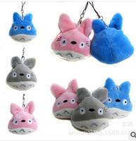 free shipping wholesale 500pcs/lot new 2014 hot selling kpop kawaii squishy anime cartoon custom lanyards My neighbor totoro