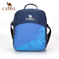 For camel outdoor shoulder bag multi purpose one shoulder casual bag camping hiking bag a4w3c3005