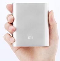 External Battery Pack xiaomi Power Bank 10400mAh XiaoMi Portable Powerbank Charger For xiaomi hongmi M1 M2 iphone HTC