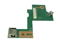 Free shipping !! DC POWER JACK SWITCH Circu REPLACEMENT BOARD For ASUS N53DA N53TK N53TA