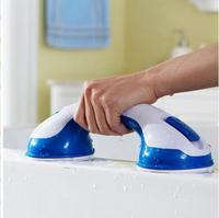 60pcs/ctn bathtub handrails Sucker Handle Bathroom Armrest Keep Safe Glass Door Handle for kids and old people