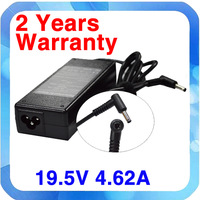 High Quality Brand New For HP AC Power Adapter 19.5V 4.62A  90W  with Tip 4.5 x 2.7mm