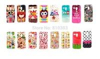 Cake Owl paris Butterfly Print Soft TPU Protective Back Cover Case for Motorola moto g XT1028 XT1031 XT1032 free shipping