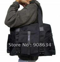 New Men's Nylon Shoulder Schoolbag Satchel Messenger Casual Bag, Travel Bags
