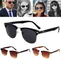 Free Shipping New Fashion Retro Vintage Womens Mens Designer Oversized Sunglasses Glasses Hot