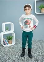Hot Sellingkids Boy Clotheres Long Sleeve t Shirt Sweater Children Fleeces Boy t Shirt Kids Clothes
