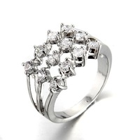 rings for women diamond jewelry sterling silver jewelry wedding rings