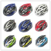 Mountain bike race helmet factory / one piece riding helmet / lightweight breathable outdoor helmet Free Shipping