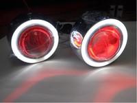 Free shipping Automobile headlight 3 lens xenon lamp hid b1 xenon 12V 35W  flexible lamp  HID xenon kit  lamp set