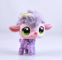Littlest Pet Shop SHEEP Collection Child Girl Figure Toy Loose Rare LPS706