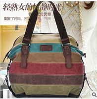 2014 new arrival high quality Fashion Messenger Bags Canvas Super patchwork canvas bag Shopping Tote Handbag Casual Shoulder Bag