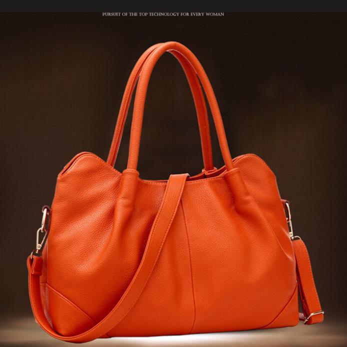 Hot Sale New Fashion Women Handbags Genuine Leather Large capacity Shoulder Bags Ladies' Messenger Bag Crossbody Bag(China (Mainland))