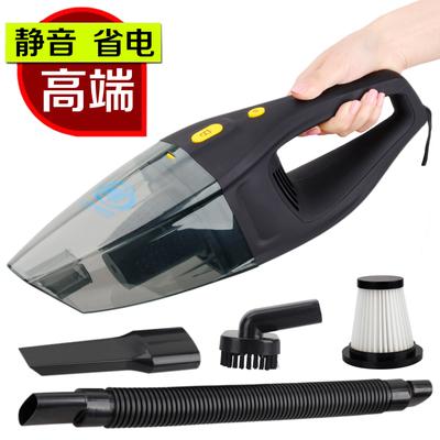 portable car vacuum cleaner wet and dry amphibious car dual true 120W 4000pa car vacuum cleaner(China (Mainland))