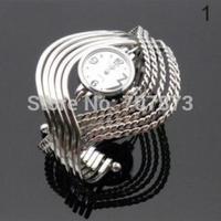 Wave Design Ladies Women Bracelet Wrist Watch Girl Gift 8 Kind