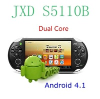 The King Game Console Pad 5 inch Android 4.1 Dual Core JXD S5110B