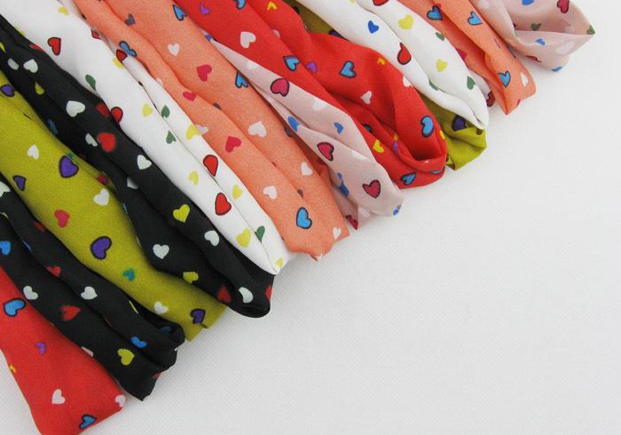 2227 Korea vivi small towel scarf long bunny ears headband rabbit ears hair hoop headband lead FDW-22(China (Mainland))