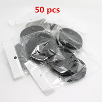 50x  49mm Center Pinch Snap-on Front Lens Cap for digital camera Lens with Strap free shipping&tracking number