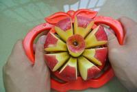 1PCS Orange sampler and easy cutter cut fruit slicer apple-pear fruit knife tool E367 FREE SHIPPING