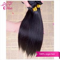 Ali POP Russian Straight Hair human hair weave 3/4 pcs/lot 8-30 inch hair extension high qulaity virgin hair