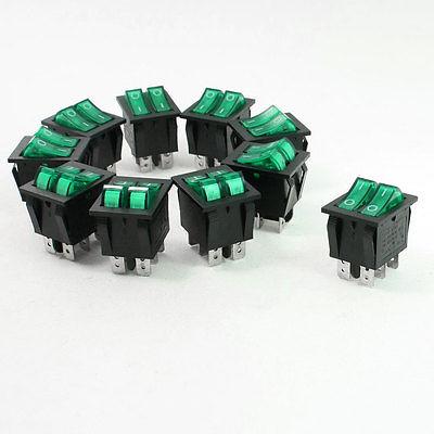 Кулисный переключатель Switch SPST /6a/250 AC 20 /125V 10