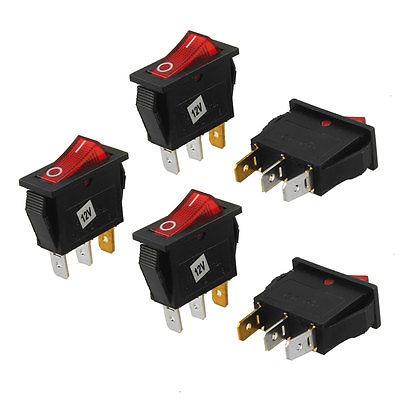 Кулисный переключатель Switch 250 10 125V 15A 5