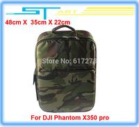 2014 New Fashion Shoulder Backpack Waterproof Bag for DJI Phantom 2 Vision+ FC40 X350 pro RC drone Quadcopter FPV remote control