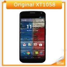 Motorola Moto X Original phone Unlocked XT1058 Android Smartphone GPS WIFI 3G 4G 4.7'' Touch 10MP Camera Cell Phone(China (Mainland))
