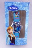2014 Relogio Feminino Watches New Desgin Hot Sale! Children Frozen Me Cartoon Kids Part Set Watch Wristwatch And Wallet Purse