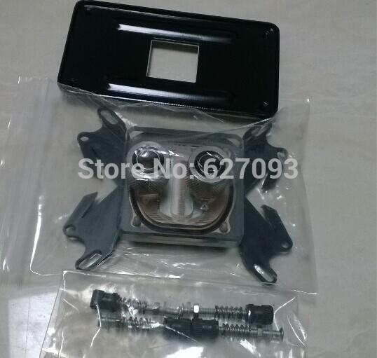 Cpu água de resfriamento bloco de cobre Waterblock líquido refrigerador para Intel 775 1155 1156 1366 Intel LGA 1150 e LGA2011 AMD 940 AM2 AM3(China (Mainland))