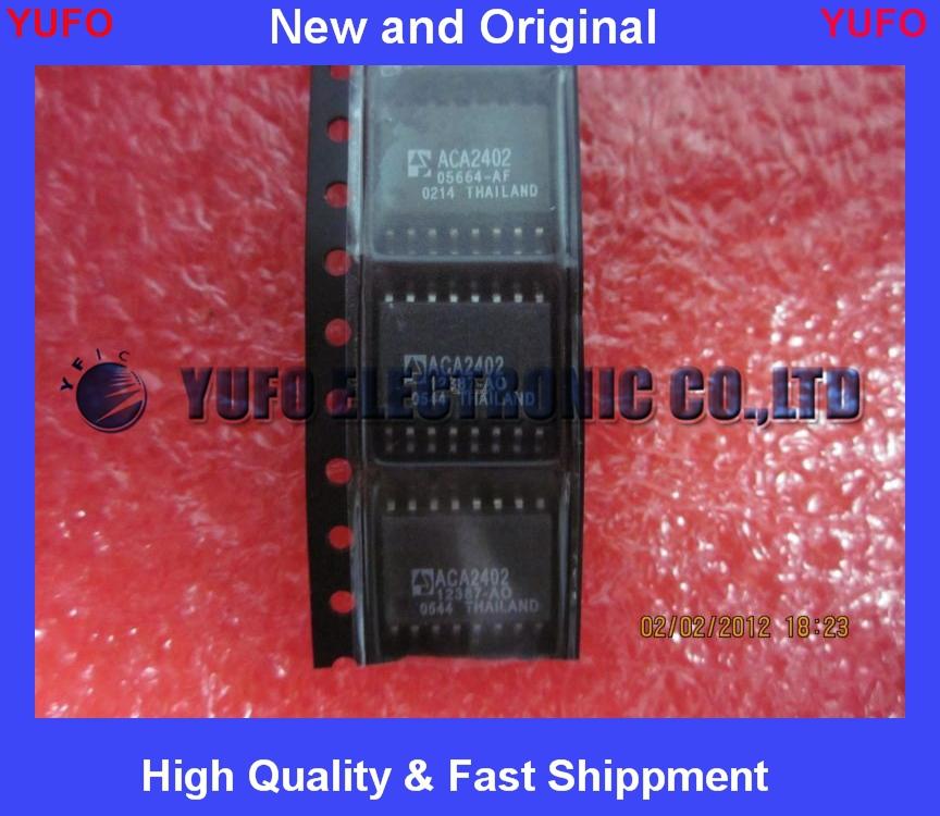 Free Shipping ACA2402 750/870 MHz CATV Push-Pull Line Amplifier IC(China (Mainland))