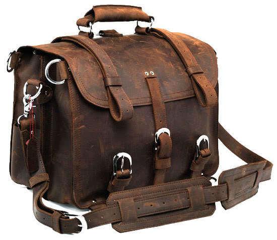 5Pcs/Lot J.M.D Leather bag Genuine Crazy Horse Leather Men's Travel Bag Huge Wholesale Free Shipping #7072R(China (Mainland))