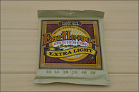 [Ernie Ball 2006 folk/acoustic guitar strings of string, 010-050] Free shipping/Wholesale
