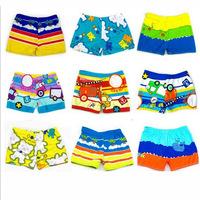 Cartoon children swimming trunks / square foot swimming trunks / cartoon swimming trunks / child swimsuit / 912 boys and girls