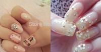 Hot Sale 2mm Round Type Paillette Nail Art Decoration Sticker 3set/lot  100% High Quality For Finger Nails Beauty Desgin 665