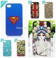 plastic case for  jiayu G5 , cartoon cover for jiayu g5, painted shell for jiayu g5, free shipping.