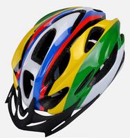 Bicycle Helmet Free Shipping / outdoor game iridescent riding helmet / bike helmet forming one