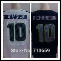 Seattle #10 Paul Richardson Men's Elite Sports Jersey american football Jerseys,Embroidery Logo,Free Shipping,Accept Mix Order