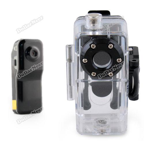 Leonagirl Waterproof Box Etui Housse pour Mini DVR appareil photo numrique MD80 Neuf [Save up to 50%](China (Mainland))