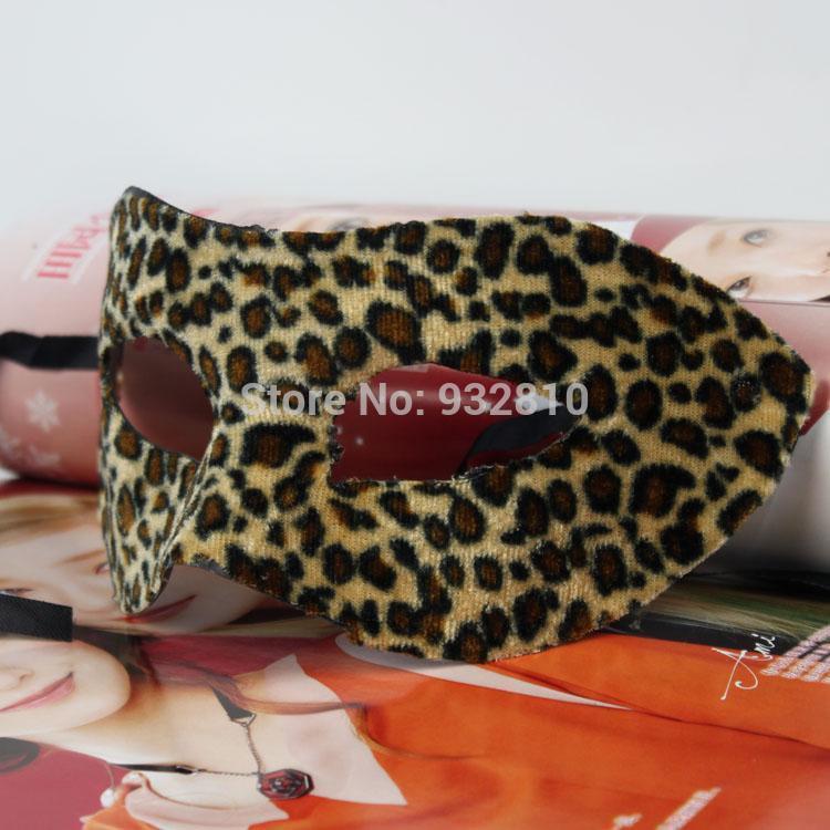 Promotion Leopard Sexy Mask Holiday Mask Carnival Mask 10pcs/lot MA16(China (Mainland))