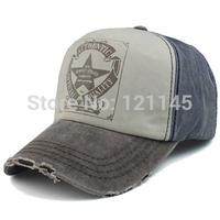 Free shipping Hat lovers applique retro finishing outdoor sun-shading cap baseball cap