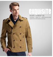 Free shipping men jacket Men's leisure coat Men's jacket