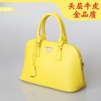The new woman Shell Pack European and American fashion handbags An aristocratic handbag Free Shipping