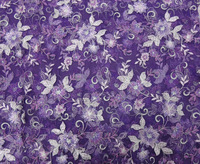 2014 Rushed Tecido Mesh Embroidery Garment Fabric Beads Purple Clothing Fabrics Stereo Sequined Promotions Breathable Applique