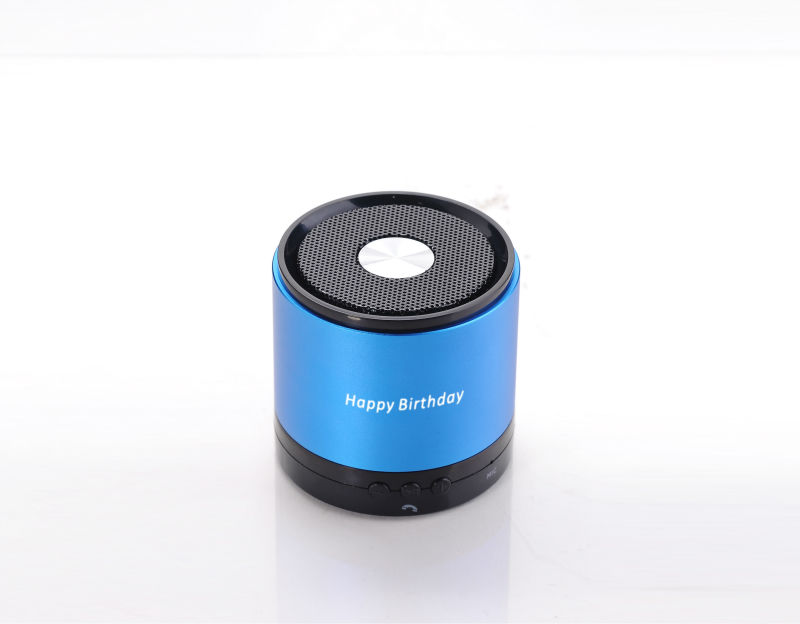free shipping customlized logo consumer electronics speaker for valentine s day gift