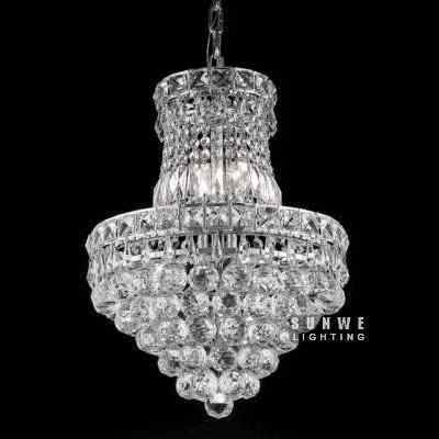 Used Crystal Chandelier Light Mini Chandeliers With Crystals Home