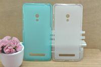 100pcs x Factory Cheap Case ASUS ZENPHONE ZEN PHONE 4/5/6 Transparent Color Clear Casing Cover For ZENPHONE 4,5,6