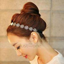 Women's Hair Accessory Decoration Charm Hollow Out Flower headwear Headband(China (Mainland))