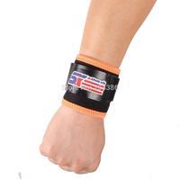 Free Shipping New Fashion Silicone Pressure Massage Adjustable Sport Wrist Guard Protector